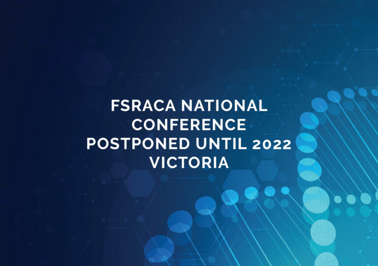 FSRACA NATIONAL CONFERENCE - 2022 Victoria
